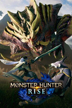 Monster Hunter Rise cover