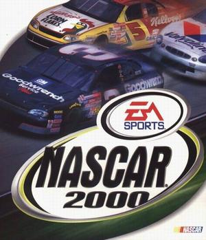 NASCAR 2000 cover