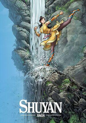 Shuyan Saga cover