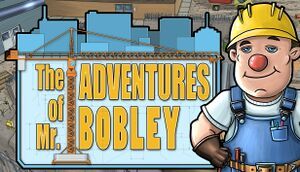 The Adventures of Mr. Bobley cover