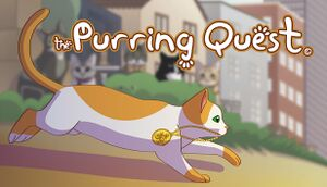 The Purring Quest cover