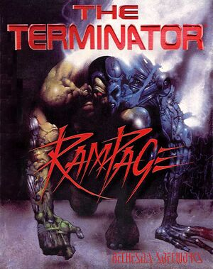 The Terminator: Rampage cover