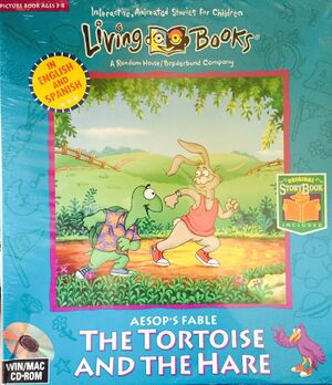 The Tortoise and the Hare cover