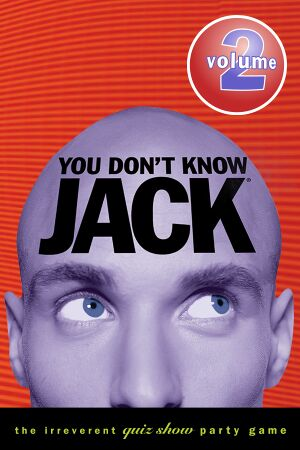 You Don't Know Jack: Volume 2 cover