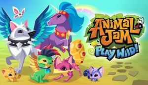 Animal Jam - Play Wild! cover