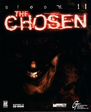 Blood II: The Chosen cover