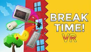 Break Time! cover