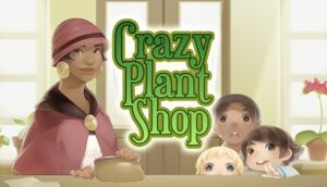 Crazy Plant Shop cover