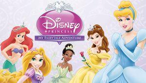 Disney Princess: My Fairytale Adventure cover