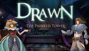 Drawn: The Painted Tower cover
