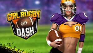 Girl Rugby Dash cover