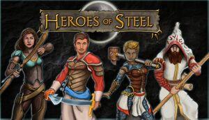 Heroes of Steel RPG cover