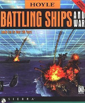 Hoyle Battling Ships and War cover