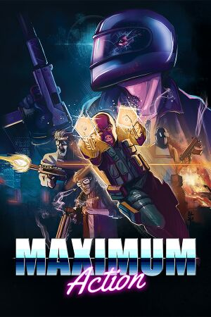 Maximum Action cover