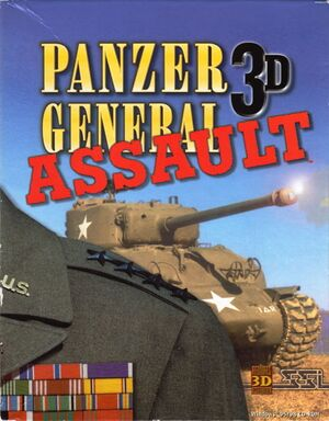 Panzer General 3D Assault cover