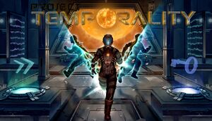 Project Temporality cover