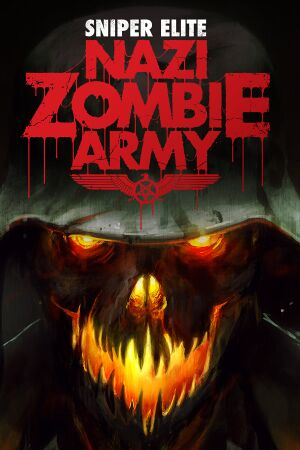Sniper Elite: Nazi Zombie Army cover