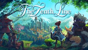The Tenth Line cover