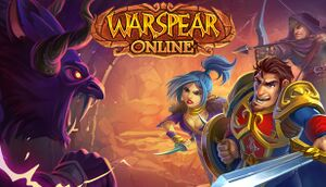 Warspear Online cover