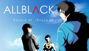 ALLBLACK Phase 1 cover