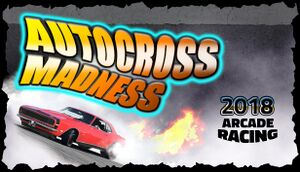 Autocross Madness cover