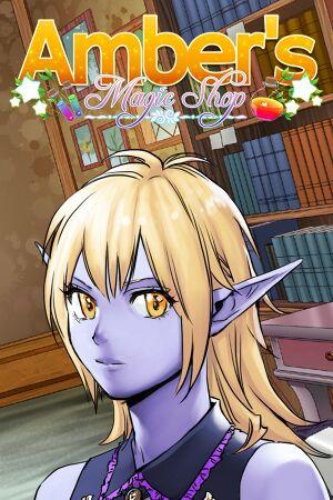 Amber's Magic Shop cover