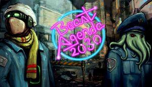 Beast Agenda 2030 cover