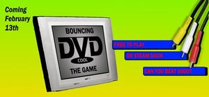 Bouncing DVD : The Game cover
