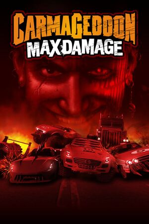 Carmageddon: Max Damage cover