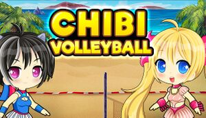 Chibi Volleyball cover