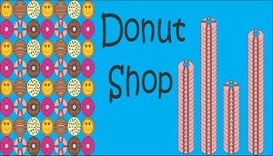 Donut Shop cover