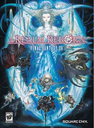 Final Fantasy XIV: A Realm Reborn cover