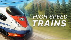 High Speed Trains cover