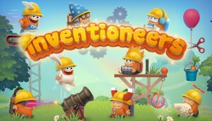 Inventioneers cover