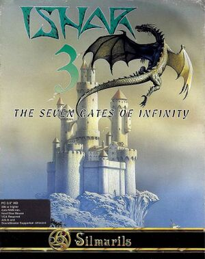 Ishar 3: The Seven Gates of Infinity cover