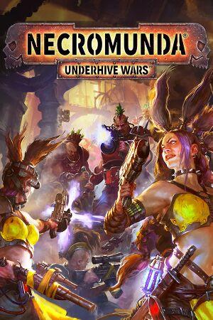 Necromunda: Underhive Wars cover