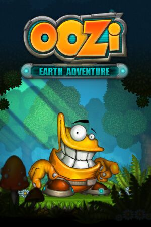 Oozi: Earth Adventure cover