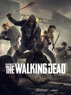 OVERKILL's The Walking Dead cover