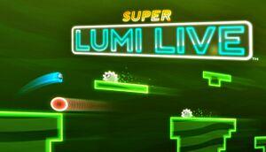 Super Lumi Live cover