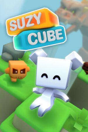 Suzy Cube cover