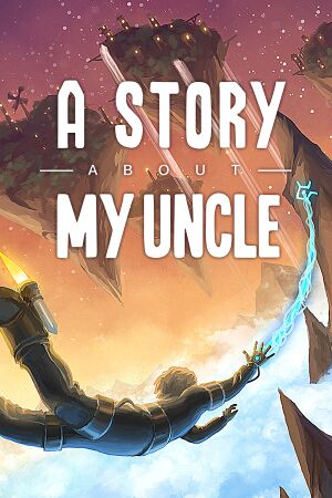 A Story About My Uncle - Cover.jpg