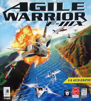 Agile Warrior F-111X cover