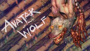 Avatar of the Wolf cover