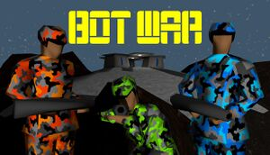 Bot War cover
