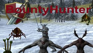 Bounty Hunter cover