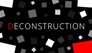 Deconstruction cover