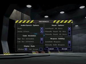 General settings (launcher).