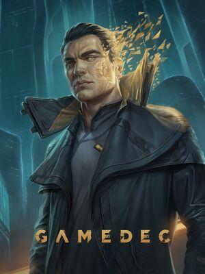 Gamedec cover