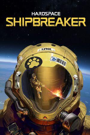Hardspace: Shipbreaker cover