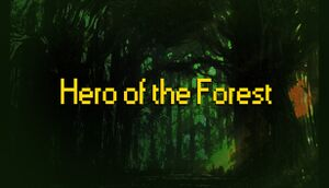 Hero Of The Forest cover
